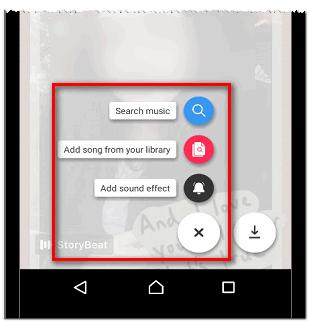 StoryBeat в Инстаграме