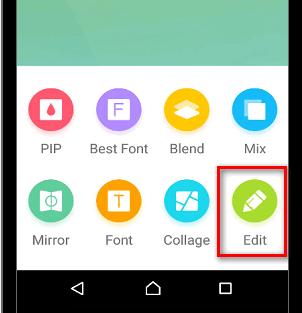 Приложение Crop для Инстаграма