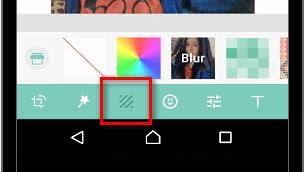 Приложение Crop задний фон для Инстаграма