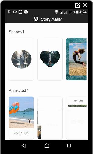 StoryMaker для Инстаграма